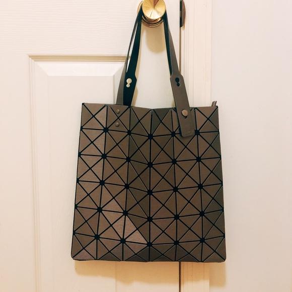 Saks Fifth Avenue Bags   Bao Bao Issey Miyake Prism Tote   Poshmark 30aadb6ea1